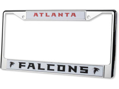 Atlanta Falcons Chrome Frame