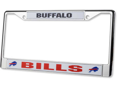 Buffalo Bills Chrome Frame