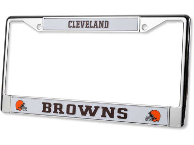 Cleveland Browns Chrome Frame