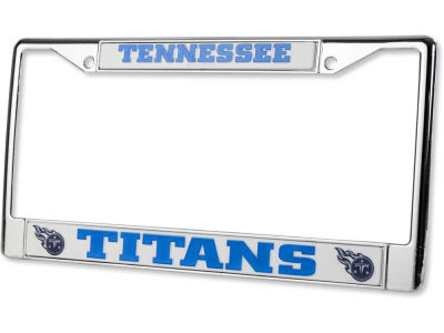 Tennessee Titans Chrome Frame