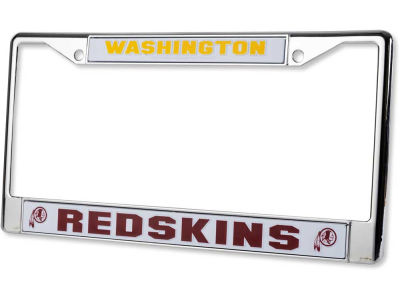 Washington Redskins Chrome Frame