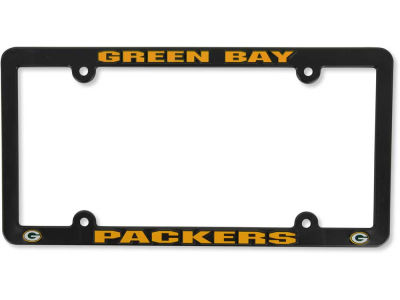 Green Bay Packers Plastic Frame