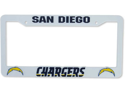 San Diego Chargers Plastic Frame