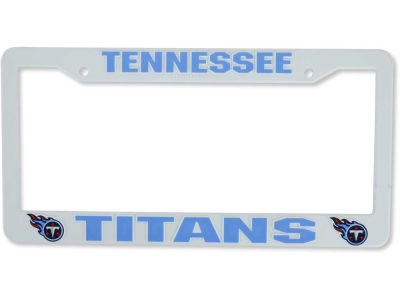 Tennessee Titans Plastic Frame
