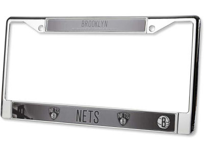 Brooklyn Nets Chrome Frame