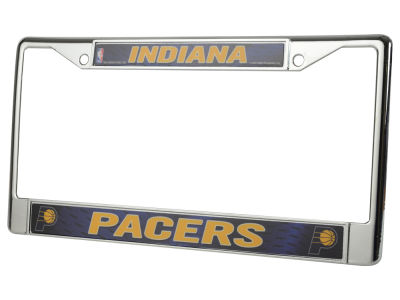Indiana Pacers Chrome Frame