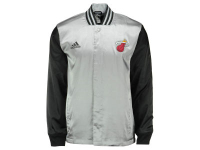 Miami Heat adidas NBA Men's 2nd Half On Court Jacket