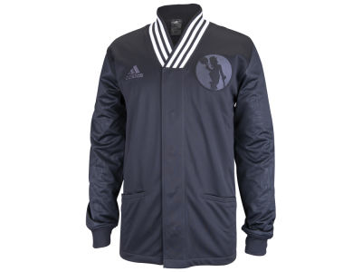 Boston Celtics adidas NBA Faster Warm Up Jacket