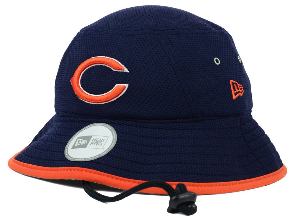 364063c8405 Chicago Bears New Era NFL 2014 TC Training Bucket