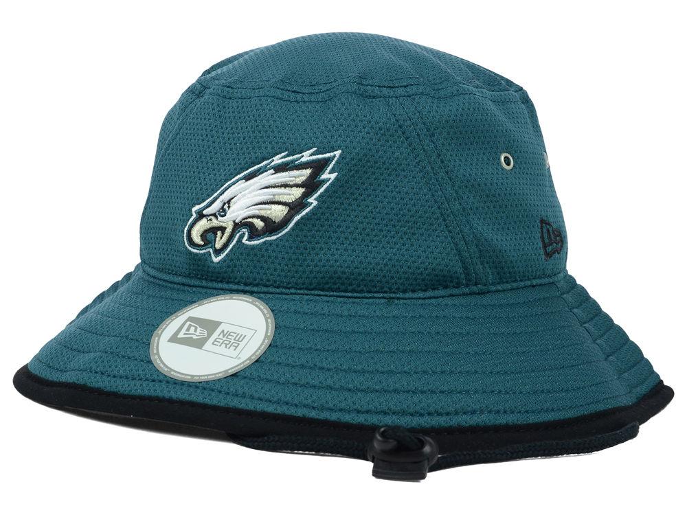 Philadelphia Eagles New Era NFL 2014 TC Training Bucket  85a431ae7848