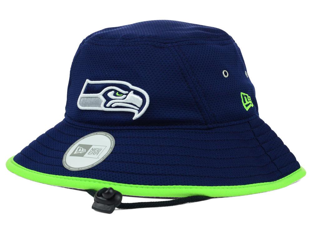 613aa2947 Seattle Seahawks New Era NFL 2014 TC Training Bucket