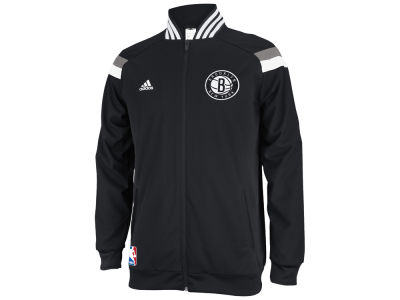 Brooklyn Nets adidas NBA Men's On Court Jacket