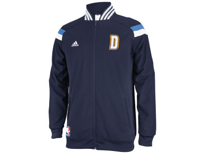 Denver Nuggets adidas NBA Men's On Court Jacket