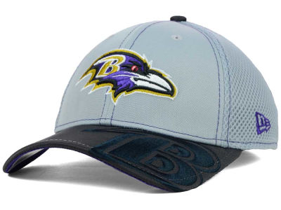 Baltimore Ravens New Era NFL Logo Crop Neo 39THIRTY Cap