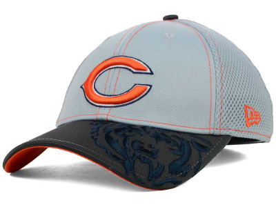 Chicago Bears New Era NFL Logo Crop Neo 39THIRTY Cap