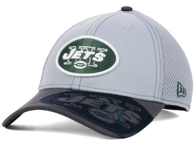 New York Jets New Era NFL Logo Crop Neo 39THIRTY Cap