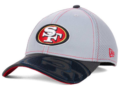 San Francisco 49ers New Era NFL Logo Crop Neo 39THIRTY Cap