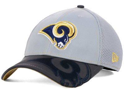 Los Angeles Rams New Era NFL Logo Crop Neo 39THIRTY Cap