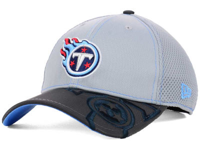 Tennessee Titans New Era NFL Logo Crop Neo 39THIRTY Cap