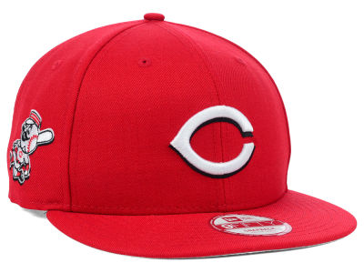 Cincinnati Reds New Era MLB 2 Tone Link 9FIFTY Snapback Cap