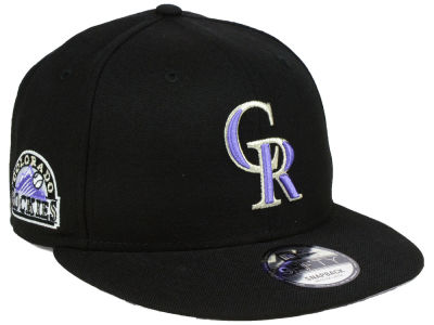 Colorado Rockies New Era MLB 2 Tone Link 9FIFTY Snapback Cap