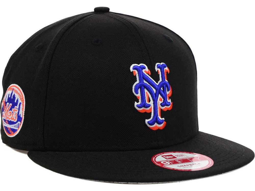 e3920c76960 New York Mets New Era MLB 2 Tone Link 9FIFTY Snapback Cap