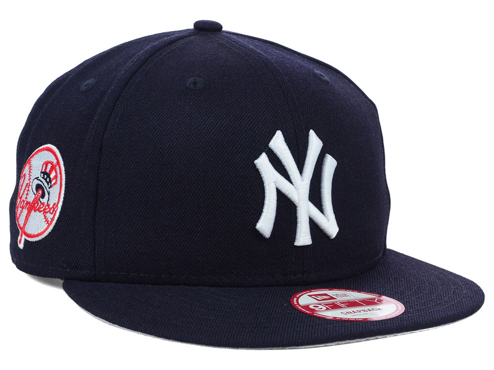 New York Yankees New Era MLB 2 Tone Link 9FIFTY Snapback Cap  2a4c2e88dc8b