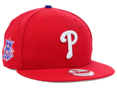 Philadelphia Phillies New Era MLB 2 Tone Link 9FIFTY Snapback Cap