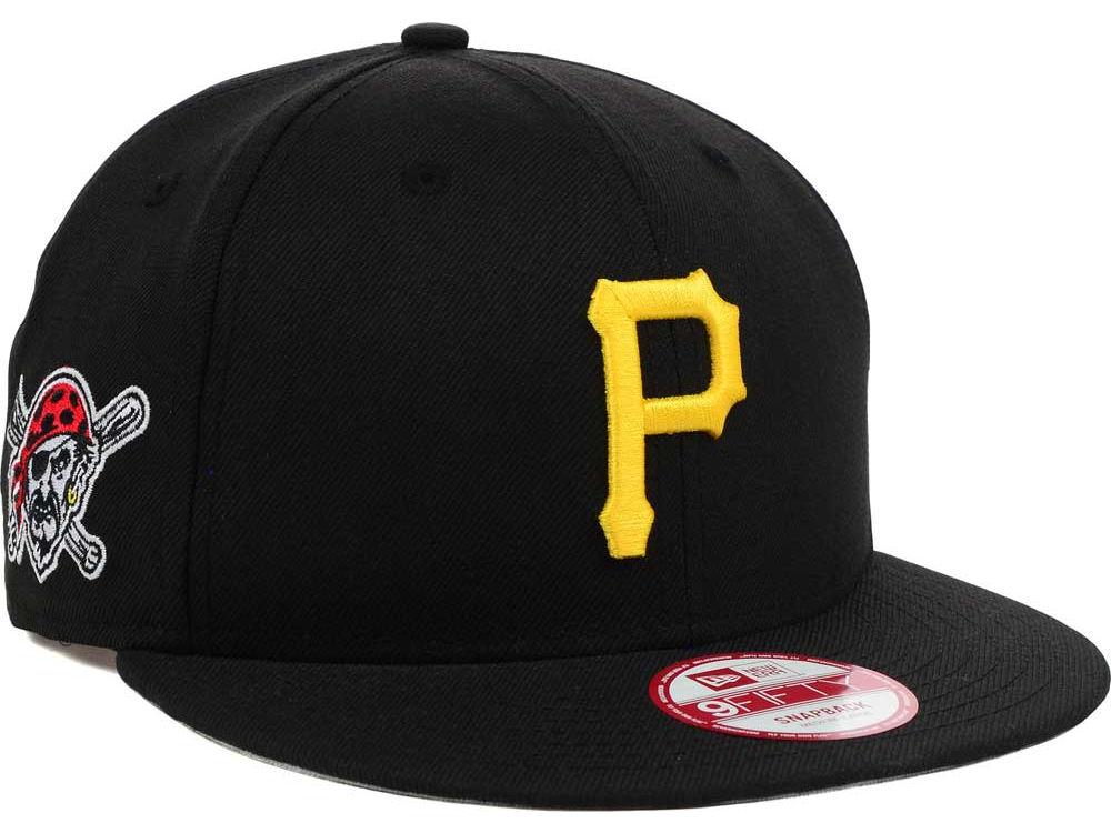 Pittsburgh Pirates New Era MLB 2 Tone Link 9FIFTY Snapback Cap ... 01c32e06e1c7