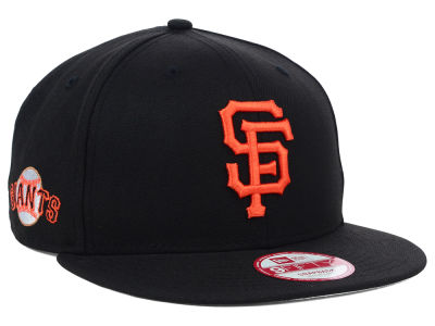 San Francisco Giants New Era MLB 2 Tone Link 9FIFTY Snapback Cap
