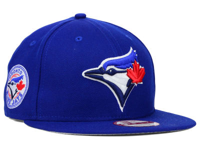 Toronto Blue Jays New Era MLB 2 Tone Link 9FIFTY Snapback Cap