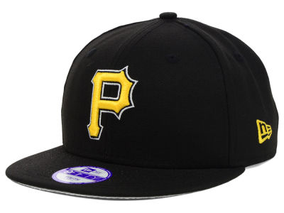 Pittsburgh Pirates New Era MLB Youth Major Wool 9FIFTY Snapback Cap