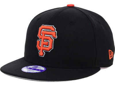 San Francisco Giants New Era MLB Youth Major Wool 9FIFTY Snapback Cap