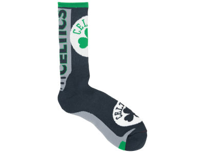 Boston Celtics Jump Key Curve Sock