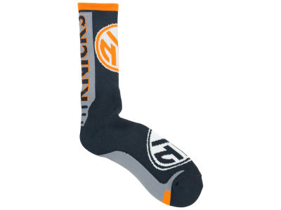 New York Knicks Jump Key Curve Sock