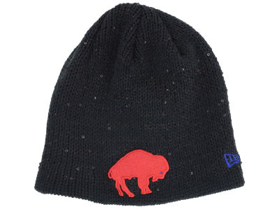 Buffalo Bills New Era NFL Womens Glistener Knit