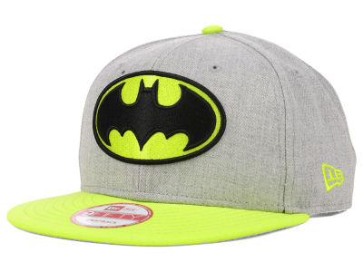 New Era Hero Heather Neon 9FIFTY Snapback Cap