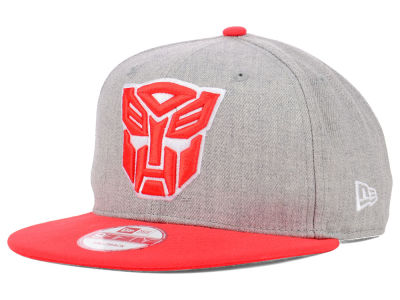 Transformers Hero Heather Neon 9FIFTY Snapback Cap
