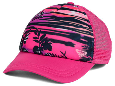 Roxy In Bloom Trucker Hat