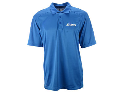 Detroit Lions NFL Men's Football Coaches Polo Shirt