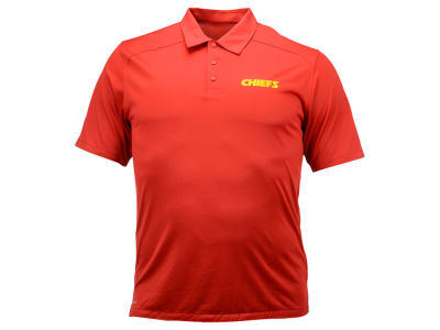 Kansas City Chiefs NFL Men's Football Coaches Polo Shirt
