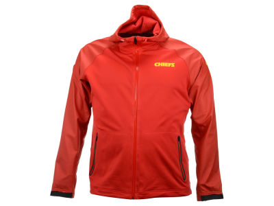 Kansas City Chiefs NFL Men's Vapor Ultimatum Full Zip Jacket
