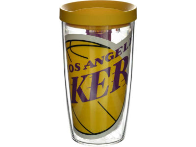 Los Angeles Lakers 16oz. Colossal Wrap Tumbler with Lid