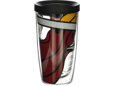 Miami Heat 16oz. Colossal Wrap Tumbler with Lid