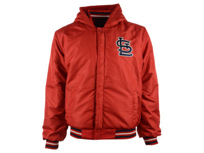 St. Louis Cardinals MLB Men's 2tone Fleece Reversible Jacket