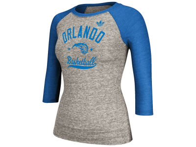 Orlando Magic adidas NBA Women's Street Sweeper Too Raglan Shirt