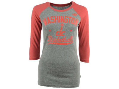 Washington Wizards adidas NBA Women's Street Sweeper Too Raglan Shirt