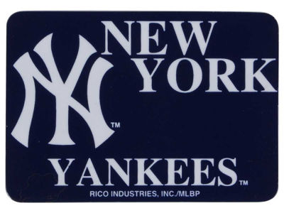 New York Yankees Rico Industries Magnet #1 Fan Blank