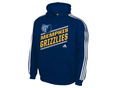 Memphis Grizzlies NBA Youth Playbook Stripe Hoodie