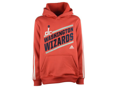 Washington Wizards NBA Youth Playbook Stripe Hoodie